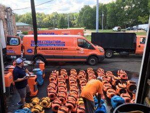Disaster Restoration Preparation